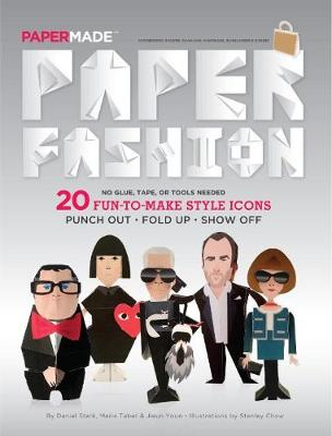 Paper Fashion by PaperMade