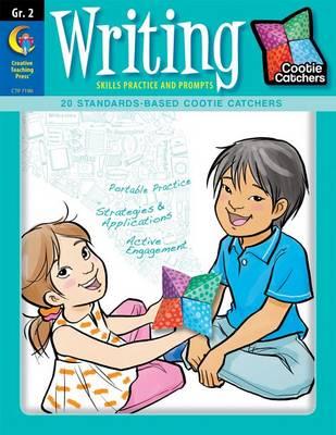 Cootie Catchers, Writing, Grade 2 by Sharon L Apichella