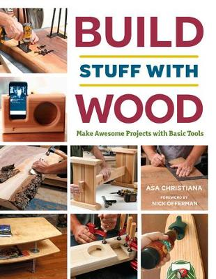 Build Stuff with Wood by Nick Offerman