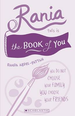 Book of You: #2 Rania by Randa Abdel-Fattah