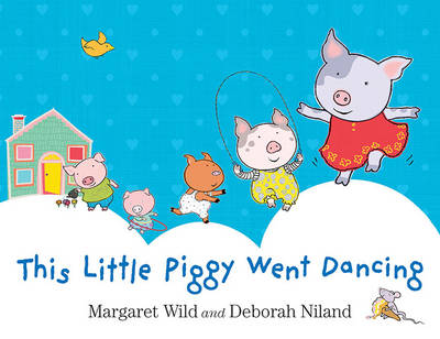 This Little Piggy Went Dancing book