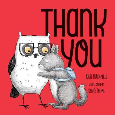 Thank You by Kate Bucknell