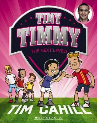 Tiny Timmy #9: The Next Level! book