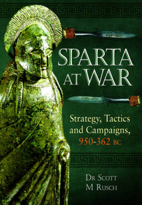 Sparta at War book