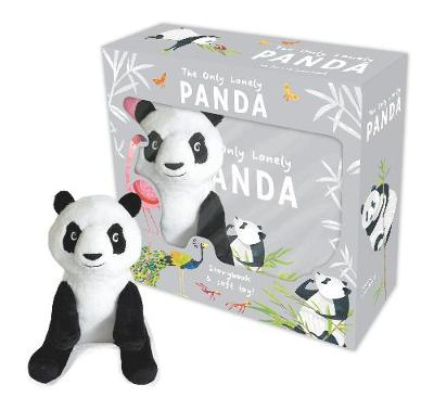 The Only Lonely Panda - Storybook and Soft Toy book