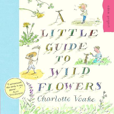 A Little Guide To Wild Flowers by Charlotte Voake