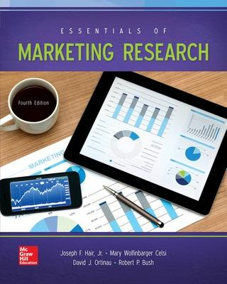 LooseLeaf for Essentials of Marketing Research by Joe F. Hair