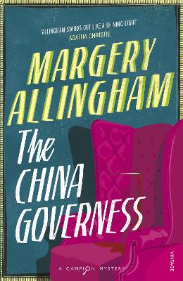 The China Governess by Margery Allingham