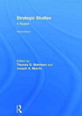Strategic Studies by Thomas G. Mahnken