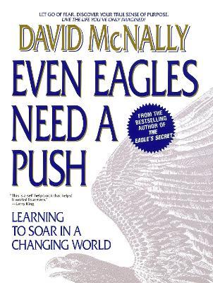 Even Eagles Need A Push by David McNally