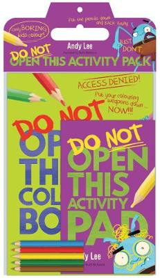 Do Not Open This Activity Pack by