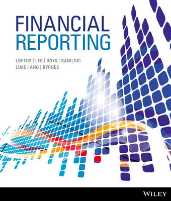 Financial Reporting by Janice Loftus