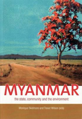 Myanmar book