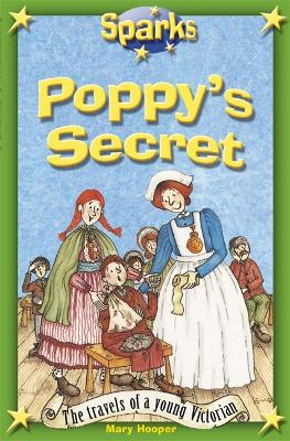 Travels of a Young Victorian:Poppy's Secret by Mary Hooper