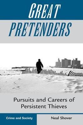 Great Pretenders book