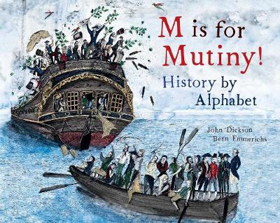 M is for Mutiny! book
