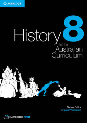 History for the Australian Curriculum Year 8 book