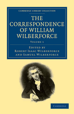 Correspondence of William Wilberforce book