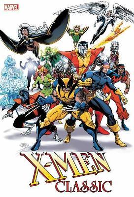 X-men Classic Omnibus by Chris Claremont