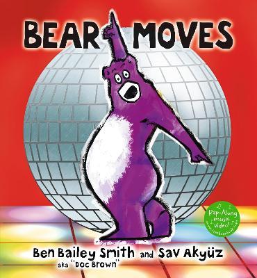 Bear Moves book