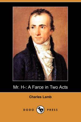 Mr. H- book