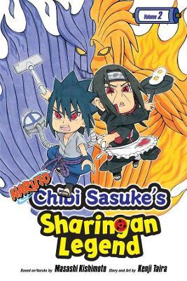 Naruto: Chibi Sasuke's Sharingan Legend, Vol. 2 by Masashi Kishimoto