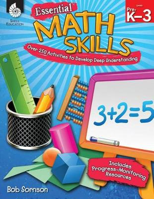 Essential Math Skills book