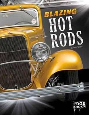 Blazing Hot Rods book