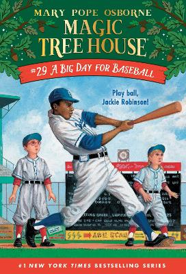 A Big Day For Baseball book