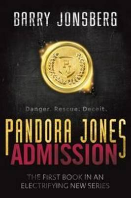 Pandora Jones: Admission book