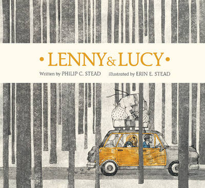 Lenny and Lucy book