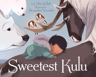 Sweetest Kulu by Celina Kalluk