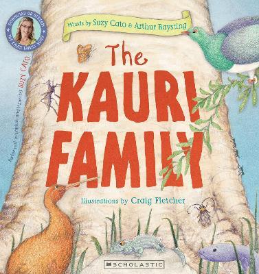 The Kauri Family by Suzy Cato