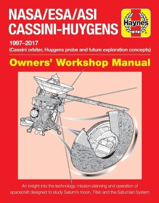 NASA/ESA/Asi Cassini-Huygens by Ralph Lorenz