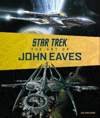 Star Trek: The Art of John Eaves book