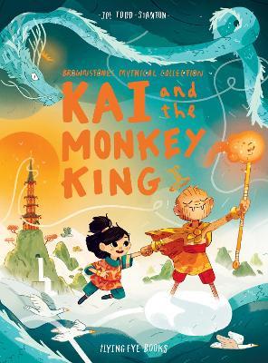 Kai and the Monkey King book
