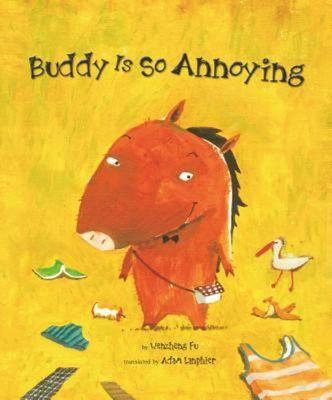 Buddy Is So Annoying by Wenzheng Fu