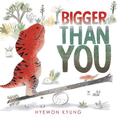 Bigger Than You by Hyewon Kyung