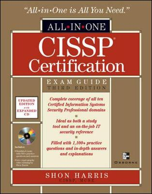 CISSP All-in-One Exam Guide, Third Edition by Shon Harris