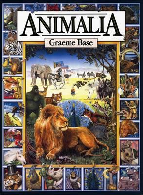 Animalia book