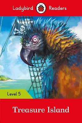 Ladybird Readers Level 5  Treasure Island by