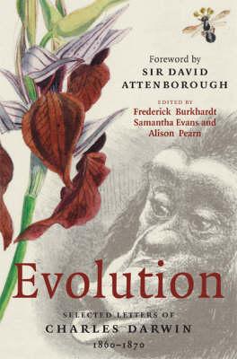 Evolution by Frederick H. Burkhardt
