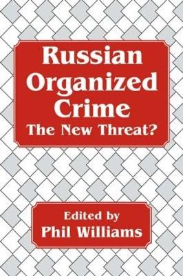 Russian Organized Crime book