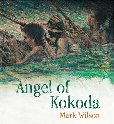 Angel of Kokoda book