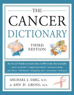 Cancer Dictionary book