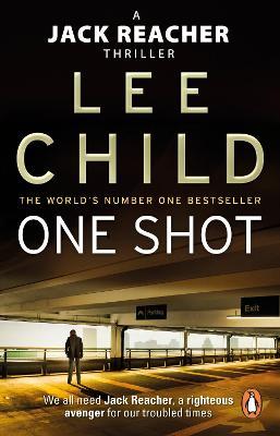 Jack Reacher: #9 One Shot book