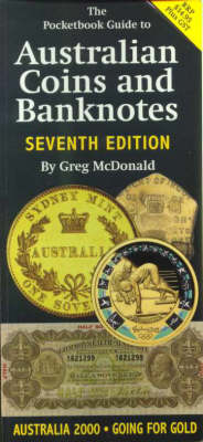 Pocket Guide to Australian Coins and Banknotes by Greg McDonald