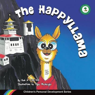 Happyllama by Rob Hill