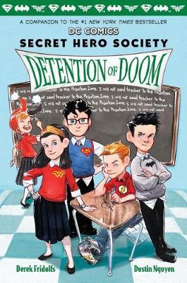 Detention of Doom by DC Comics