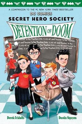 Detention of Doom by DC Comics